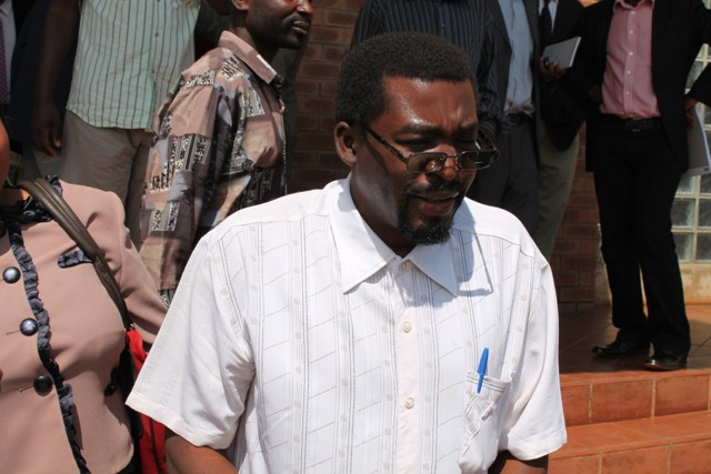 Muhabi punches holes  in M'embe's attempt to re-write history