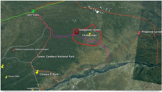 Judge Mubanga refuses to lift interim ban on mining in Lower Zambezi national park
