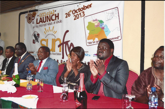 Sata orders govt to stop advertising on Ndola' Sun Radio