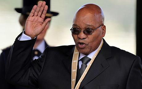 South Africa goes to the polls but Zuma remains president!