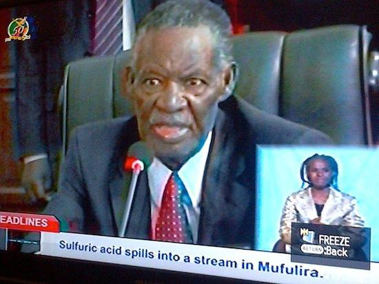 Case to hear Sata's fitness to continue ruling allocated to Ndola judge