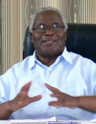 Jelousy AKA told off for criticizing HH's Western province visit