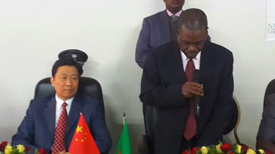 Kabimba plans to call polls within 60 days, he is acting as president illegally