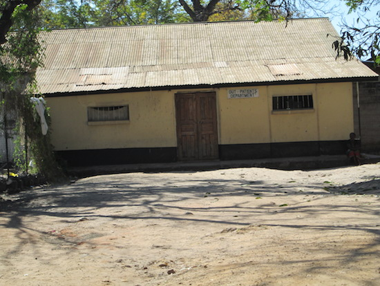 Health services under PF in Mangango constituency
