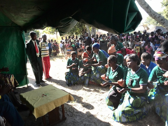 Sata unable to campaign in Mangango, PF plots to cause chaos and postpone election