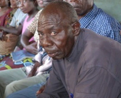 Photos of the day: PF candidate too old