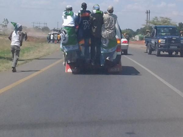 PF cadres fighting earlier in 2014