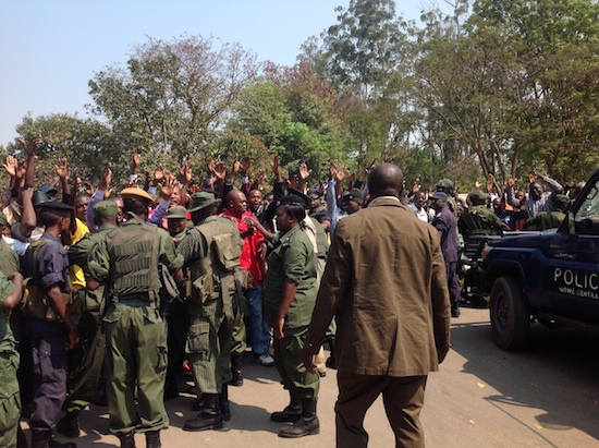 Kitwe salutes HH as court revokes arrest warrant