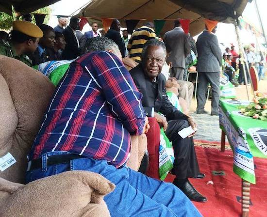 My comeback to political frontline is by grace of God-Lubinda