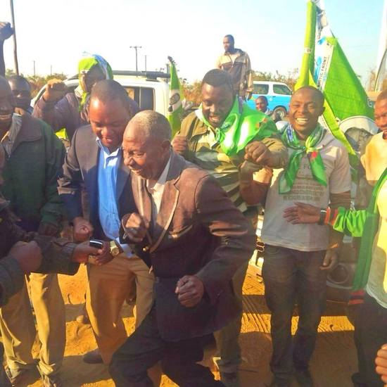 PF Mangango MP Lingweshi still in hiding a month after 'winning'