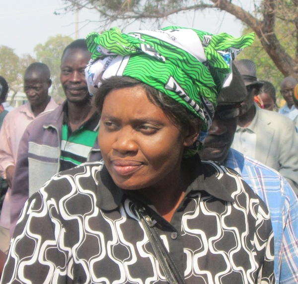 New PF MP, Ngimbu ditches husband, brags she will soon be minister