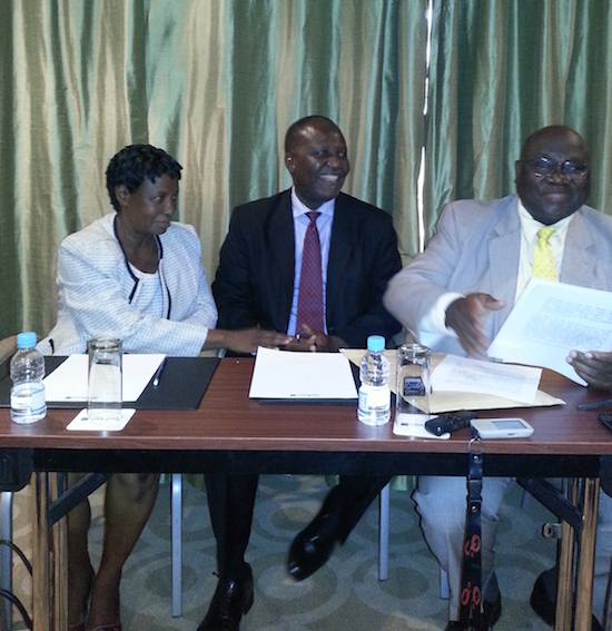 MMD MPs to campaign for HH for national unit