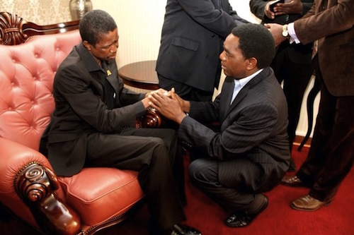 Africa confidential: HH has gained popularity over Lungu