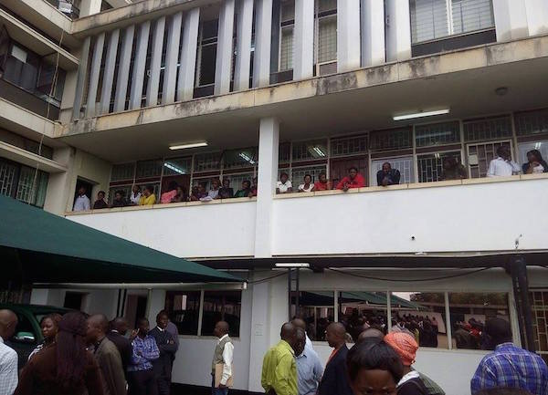 Chaos continues: Lusaka council workers stop working