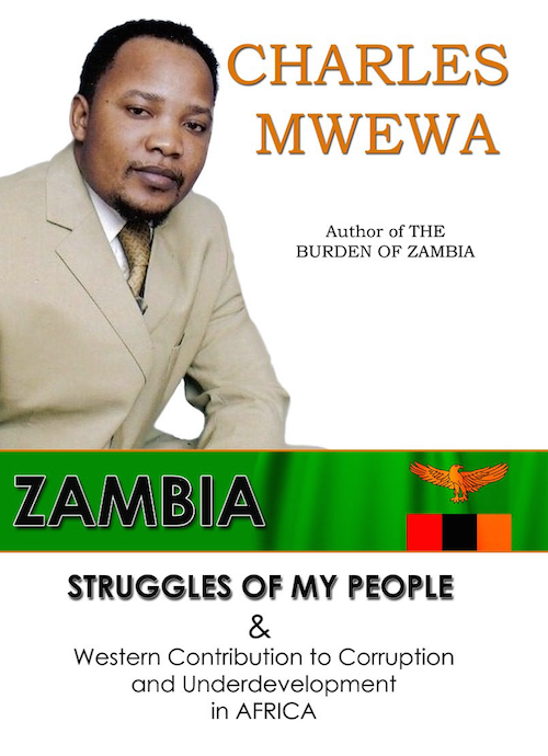 Author Charles Mwewa says HH is the right man for the job