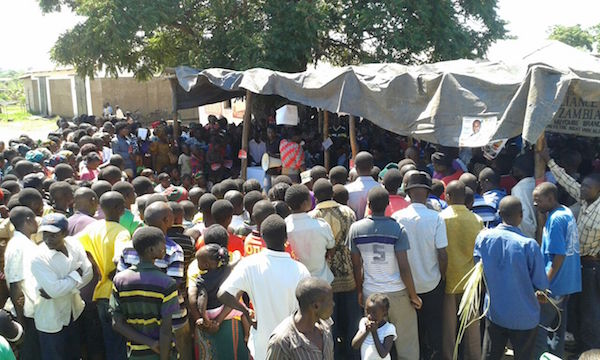 HH Campaign – Rallies scheduled for Muchinga, Northern and Luapula Province