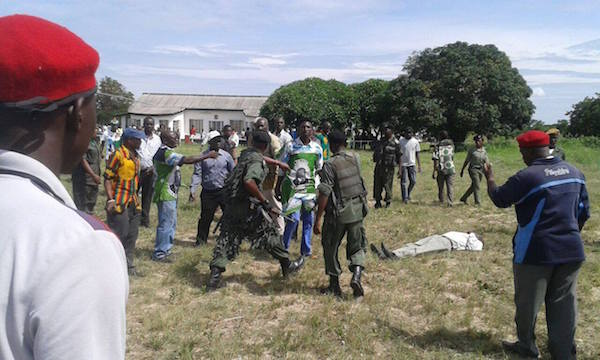 PF cadres attack HH team at airport, one person reportedly dead