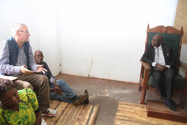 Scott abandons mission to recognise Chitimukulu after ZWD expose