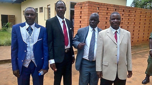 Treason case for Linyungandambo quartet fails to take off, remain in stinking jail