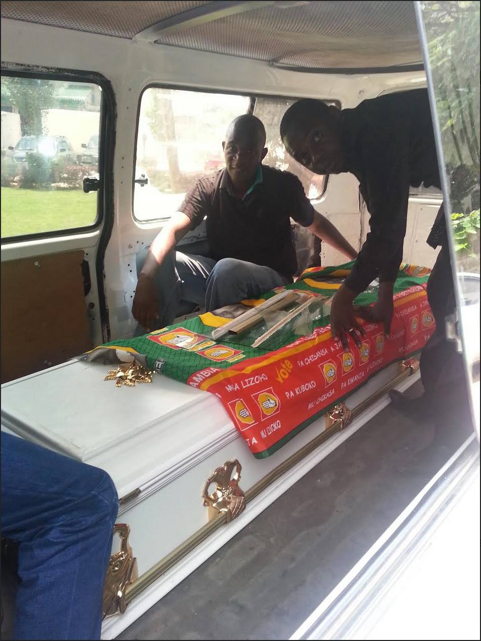 Police teargass funeral procession of slain UPND official