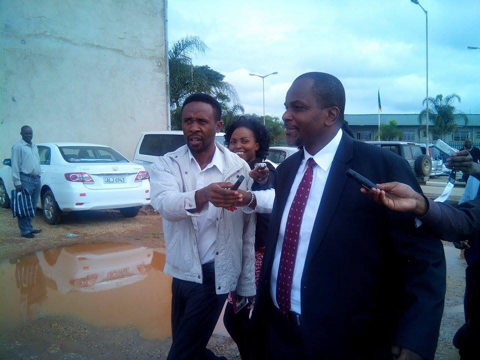DPP Nchito freed, magistrate says he has power to stop case against himself