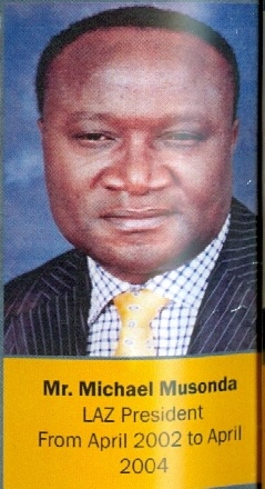 Times of Zambia  chair Musonda fired for being lawyer to HH
