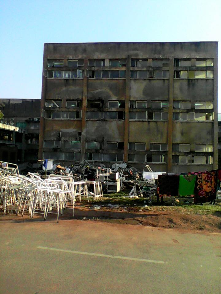 Photo of the day: the biggest hospital in Zambia