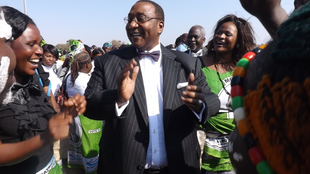 UPND wins Baluba ward in Kasama central, GBM over the moon