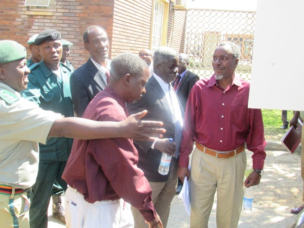 Barotse activists tried to use diplomacy, not violence