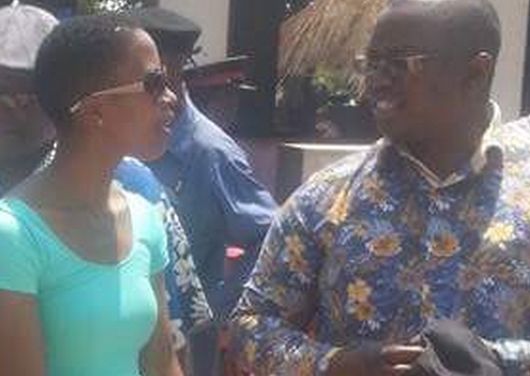 Revealed: Lungu' daughter having an affair with PF Kasama candidate