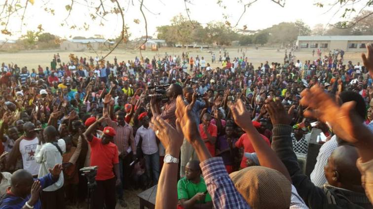 In Bangweulu where UPND did not campaign much, PF wins