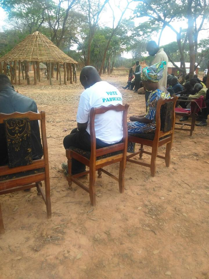 Photo of the day: PF rally in Solwezi