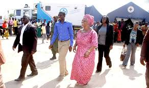 Esther Lungu's mobile hospitals parade costing government K50,000 per day