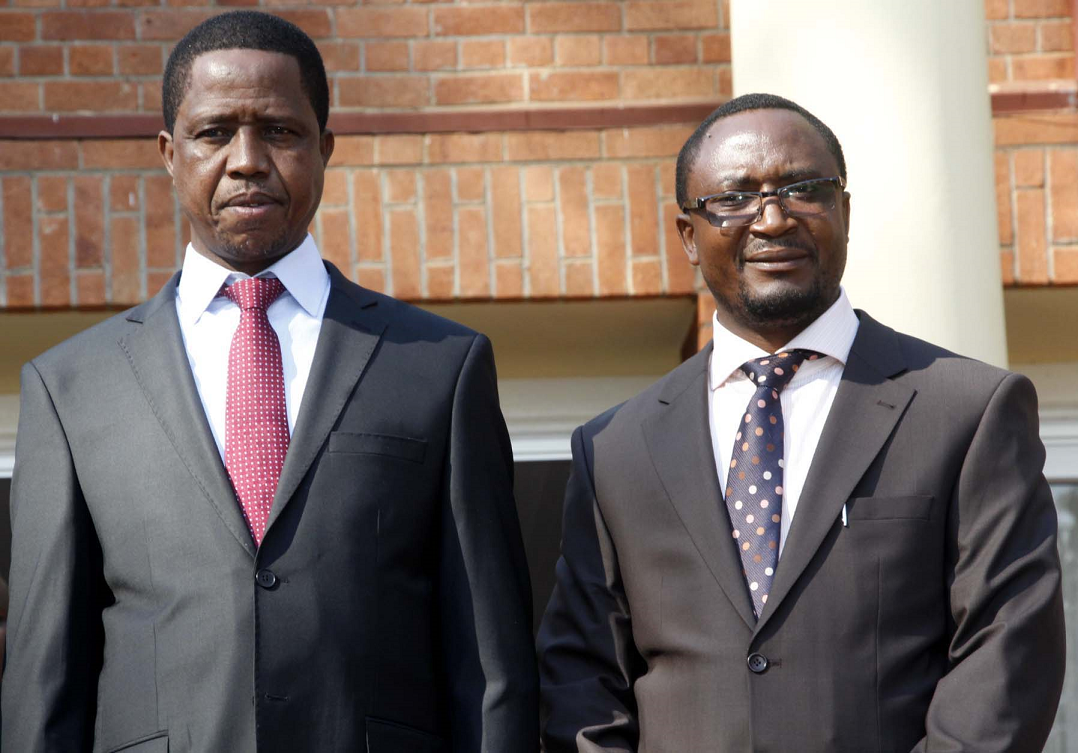 Siavonga residents boo Lungu, MPs may join in booing