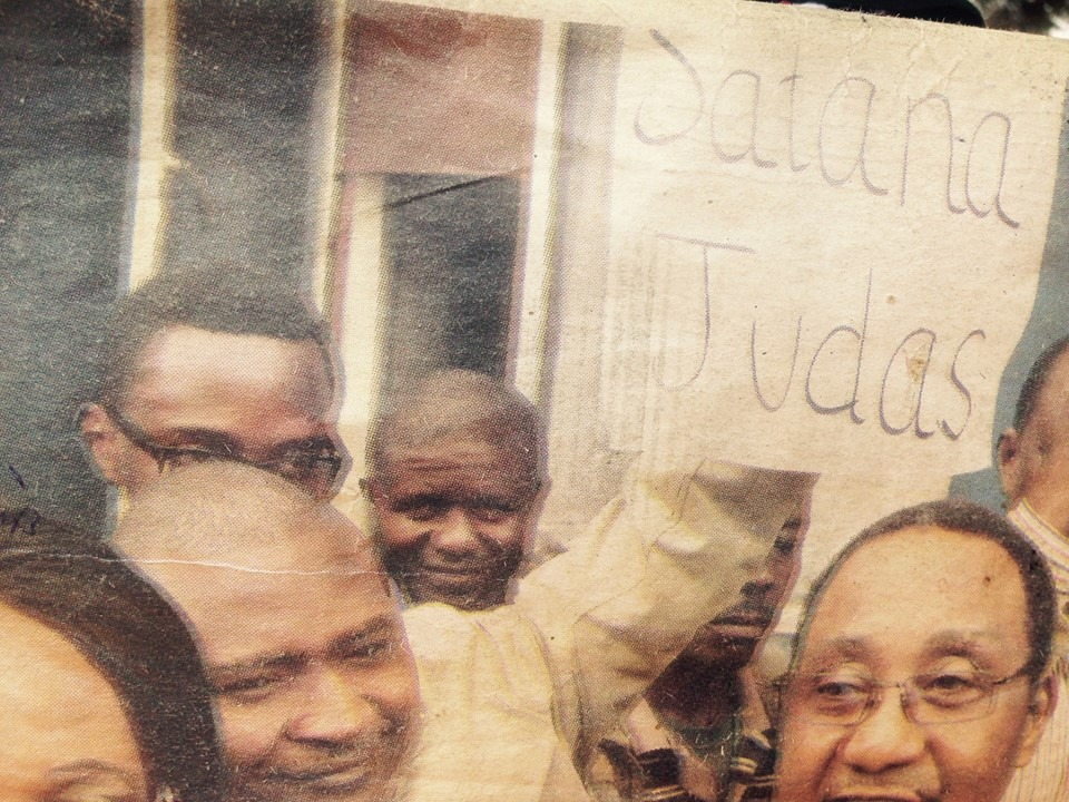 GBM remembers how Frank Bwalya referred to Sata as 'Satan'