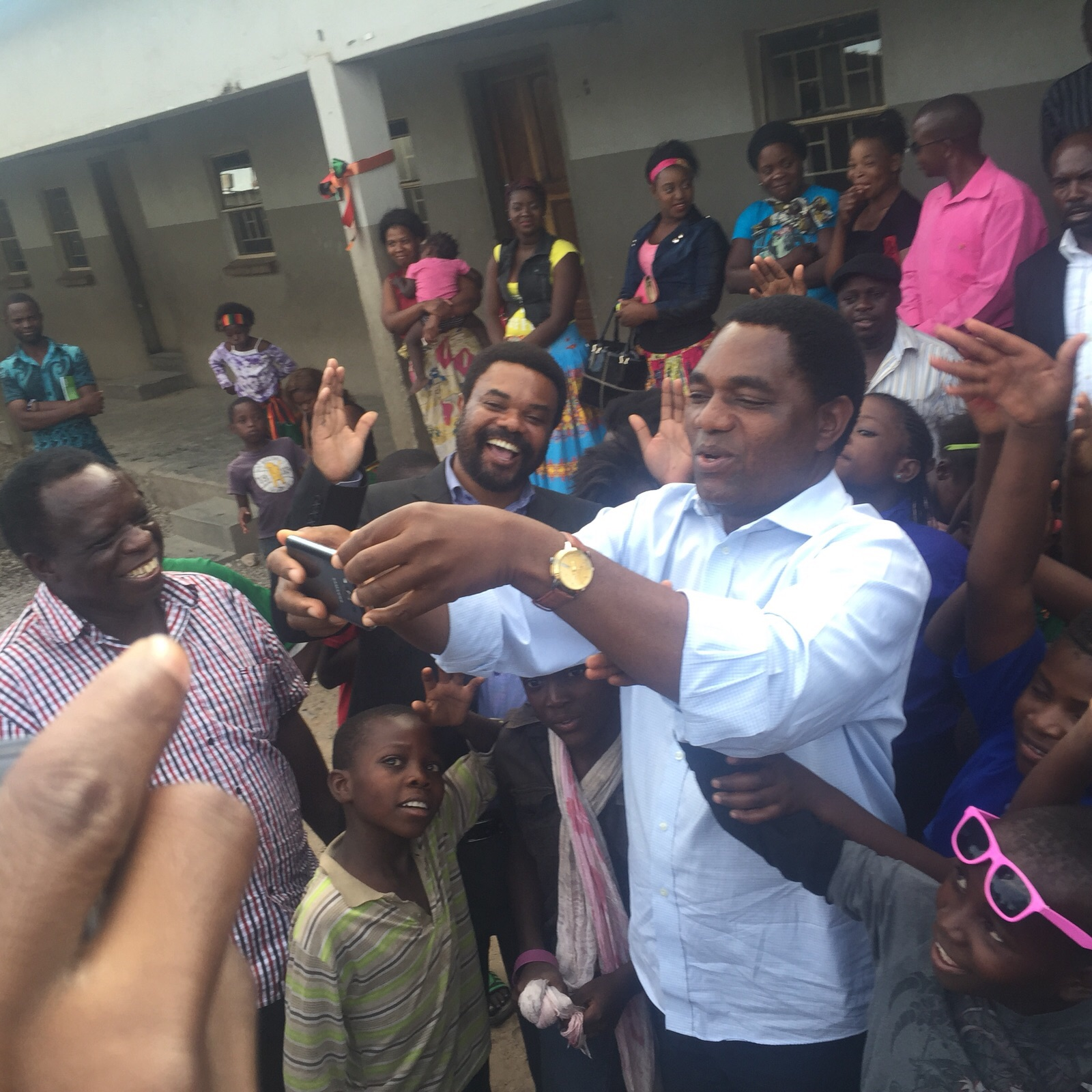 Take independence seriously, says HH as he celebrates with orphans