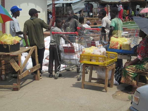 Back to UNIP days, as black market for essential goods reappears in Zambia