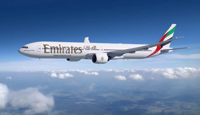 Another Faulty Emirates passenger plane returns back to Lusaka 40 minutes after take off