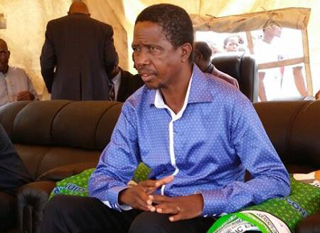 Zambia isn't your father's country, Chishimba tells 'foolish' Lungu