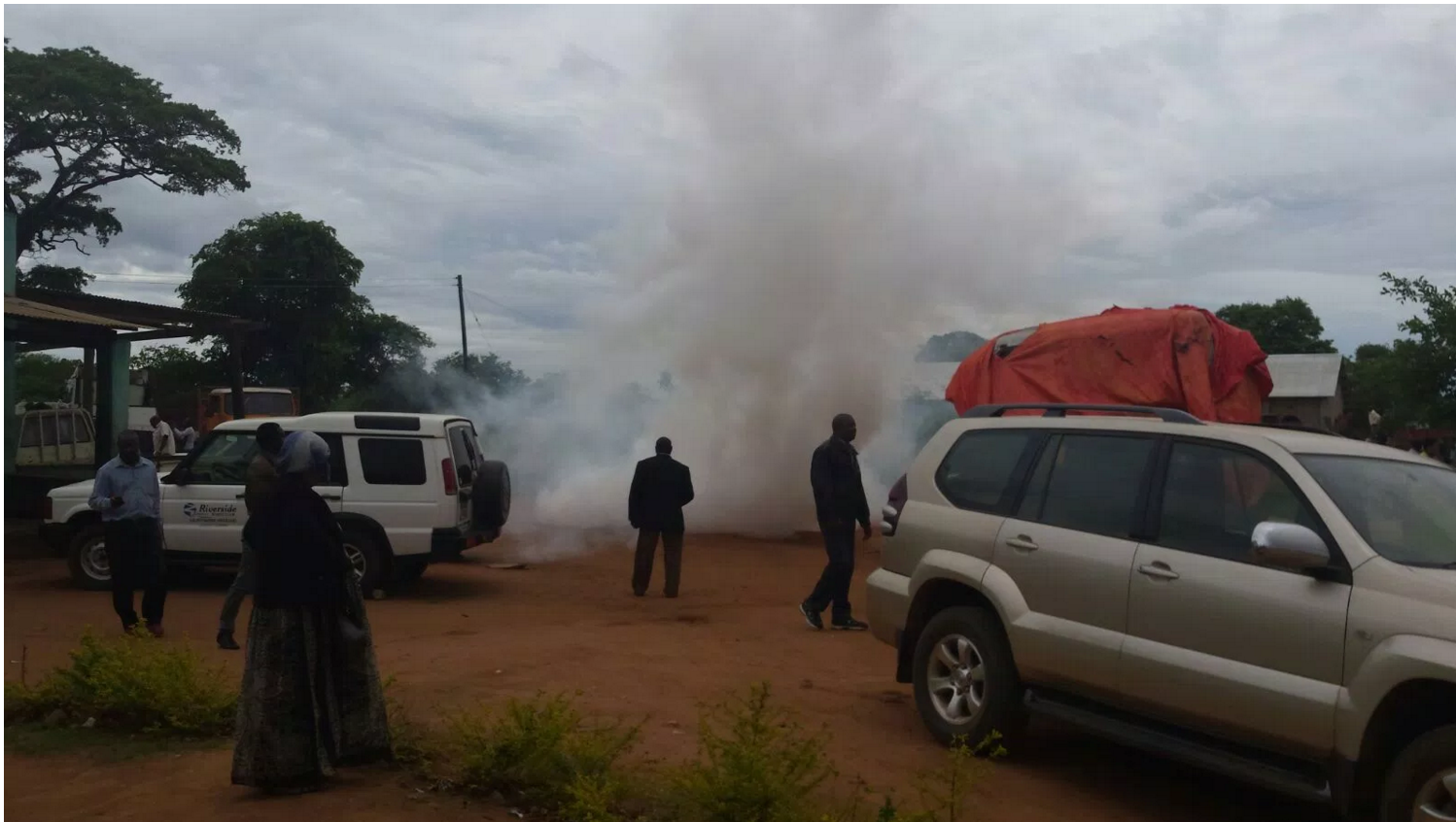 UPND condemns police attack on Nevers Mumba
