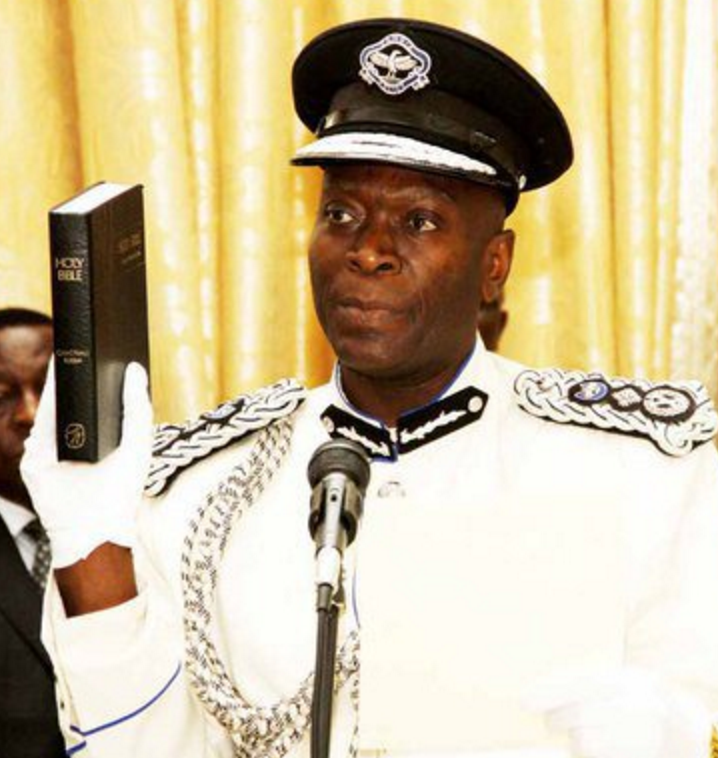 New police boss happy police teargassed MMD leader