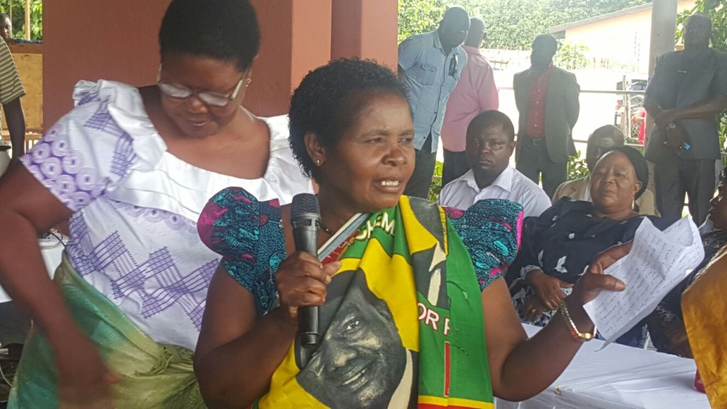 Former Milanzi MP Rose Banda
