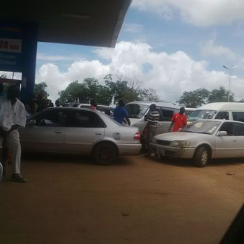 Kabwe completely runs out of fuel