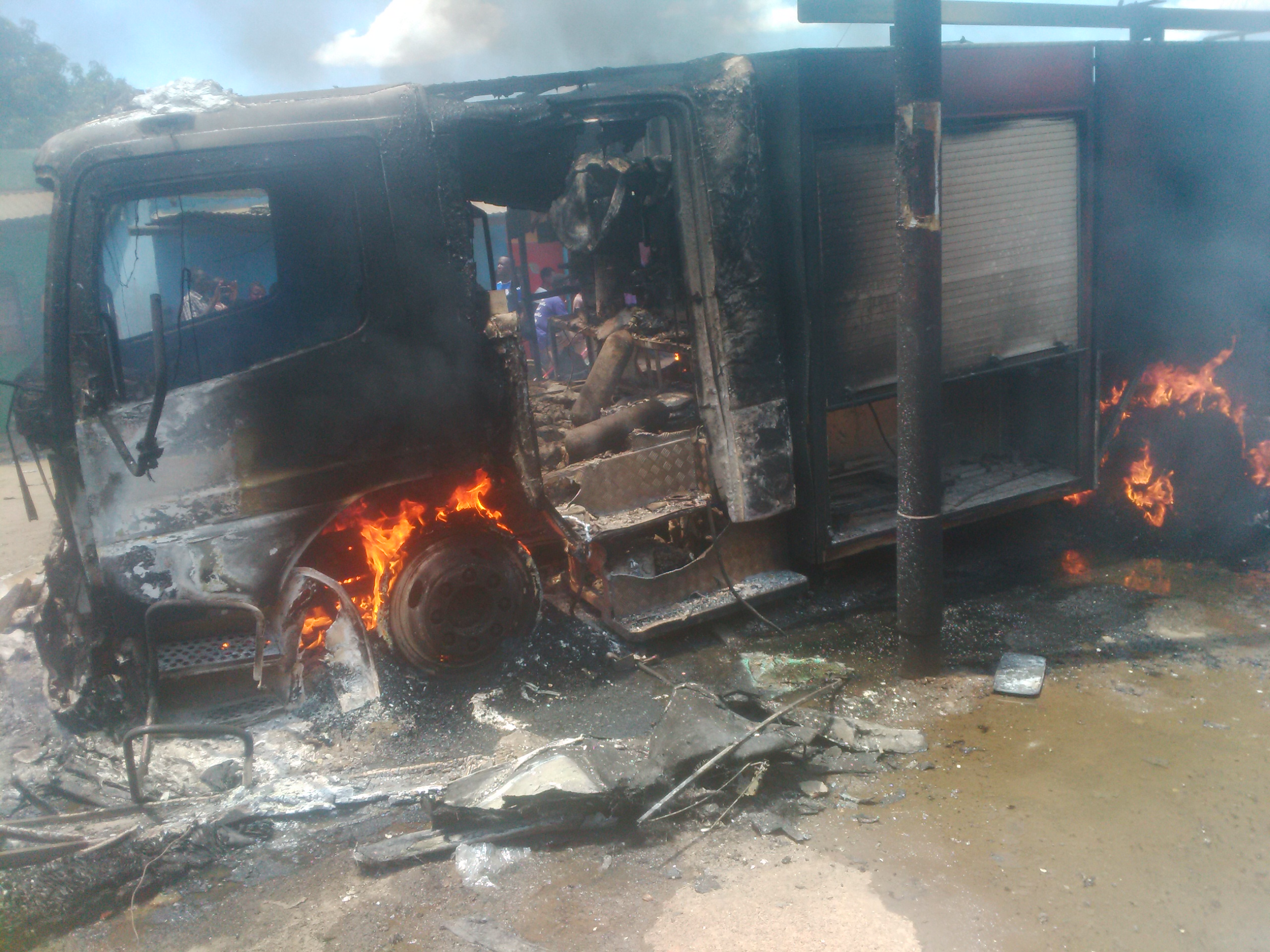 No justice for man shot dead in Kafue riots