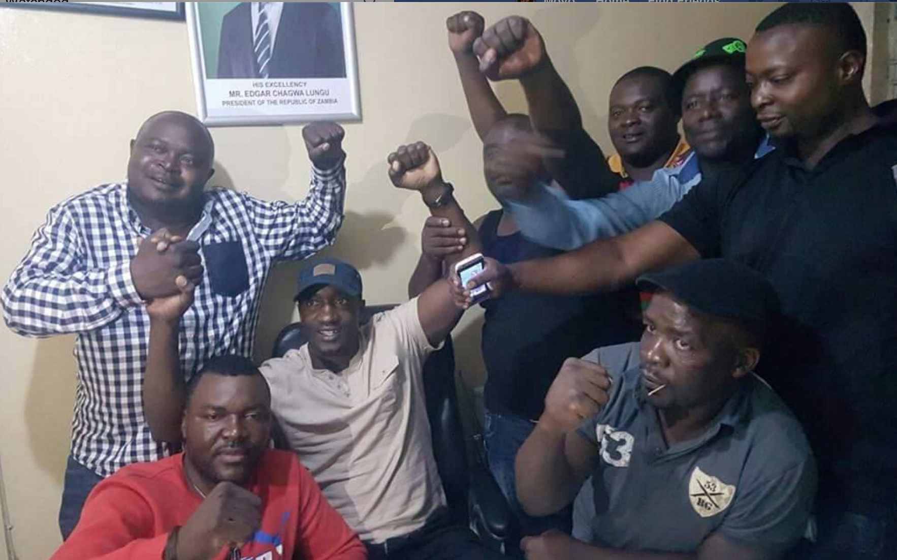 PF sends thugs to beat UPND supporters