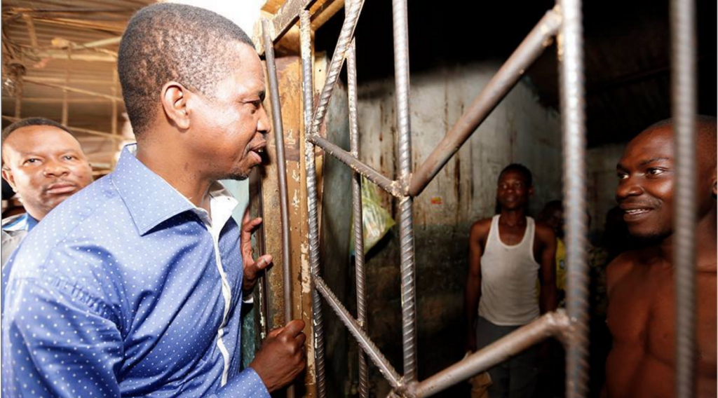 Lungu looks at where he might be in Septmber