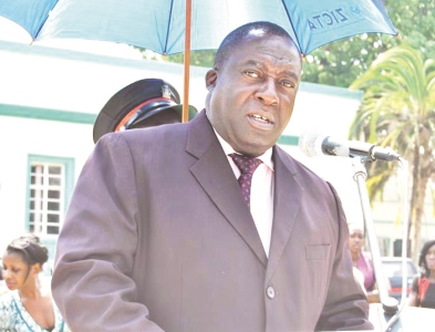 Musenge. Most people know he is an opposition member