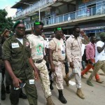 File photo: PF Militia clad in military attire
