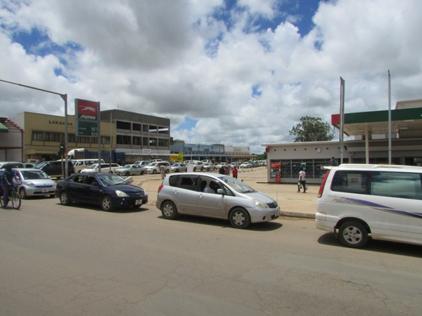 Kabwe runs out of fuel