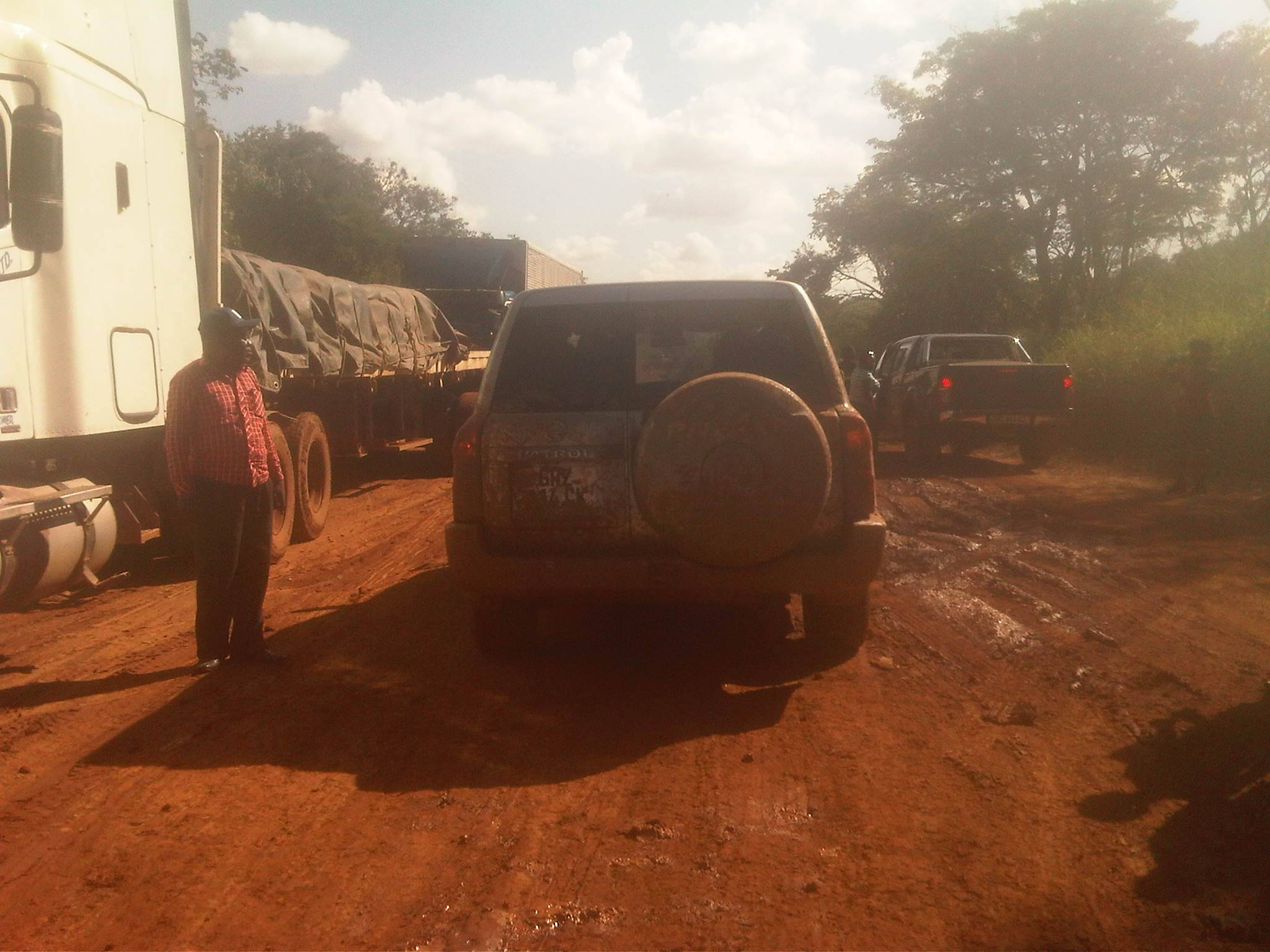 PF neglects Mokamo-Chembe road  too